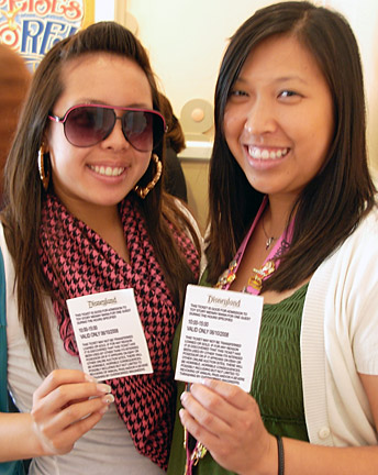 Toy Story Midway Mania tickets