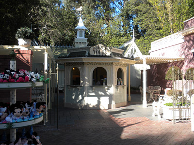 Disneyland Tour: Guided Tour Pavilion