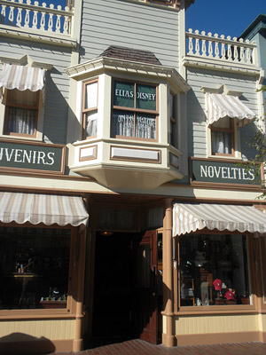 Disneyland Tour: Souvenirs and Novelties