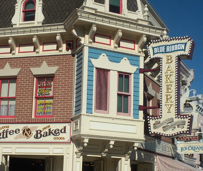 Disneyland Tour: Blue Ribbon Bakery