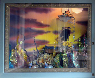 Disneyland Tour: Emporium windows