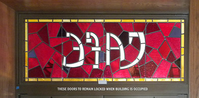 Mara Script at the FF&P Cafe