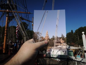 Photoland: On Deck -- Big Thunder