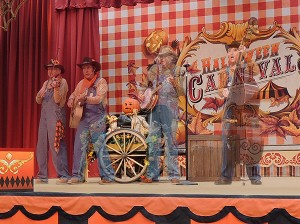 Billy Hill and the Haunted Hillbillies