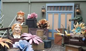 Disneyland sponsor heads