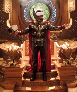 Santa Thor