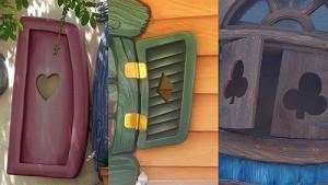 Toontown Window Cutouts