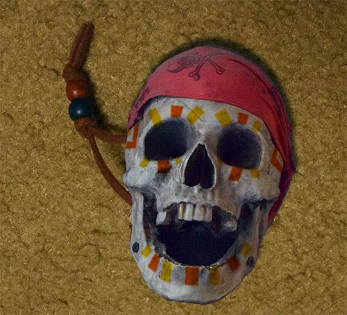 Sacred Skull juju