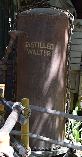 Distilled Walter