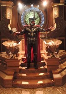 Thor as Loki