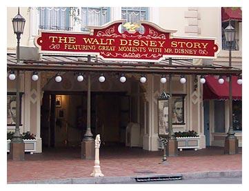 Disneyland walt disney story featuring great moments with mr lincoln disney lies - Walt disney office locations ...