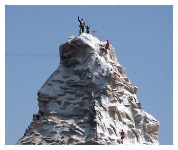 Partners on the Matterhorn